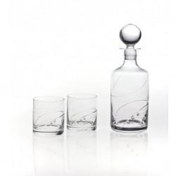 Set na whisky DIAMANTE GALAXY 1+6