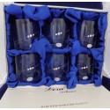 DIAMANTE SILHOUETTE LINE Whisky  250 ML, 6 KS